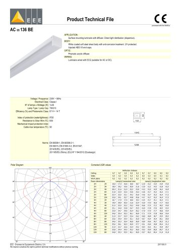 Product Technical File