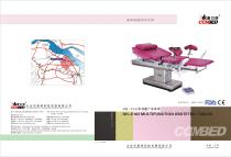 Multifunction obstetric tables - 1