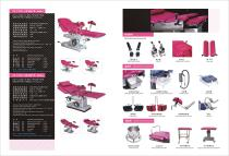 Multifunction obstetric tables - 3