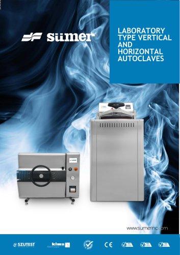 Laboratory Type Steam Steriliser / Autoclaves
