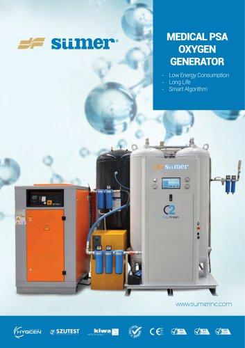Oxygen Generator PSA Catalogue
