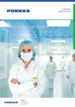 Vaccine Storage Rooms WIC 10, 30, 40   WIF 20   WIC/WIF 40