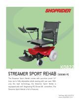 Streamer Sport Rehab