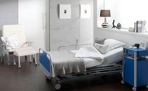 Quarto de hospital, Alojamento