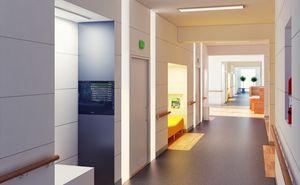 Infraestrutura hospitalar