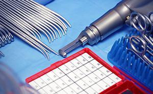 Instrumentos para cirurgia ortopédica