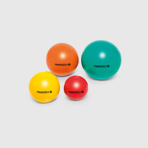 bola medicinal de pequenas dimensões