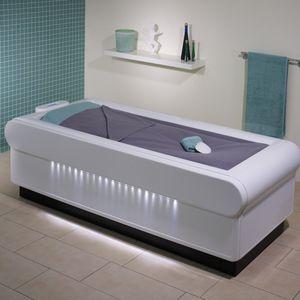 cama de água para massagem