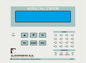 sistema de chamada de enfermagem