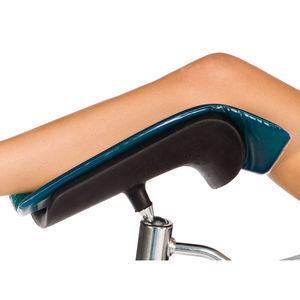 almofada de posicionamento do joelho