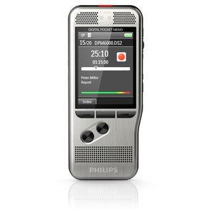 sistema de ditado digital móvel