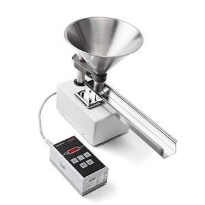 alimentador vibratória / automática / contínua / para laboratório