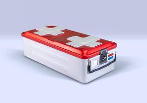 container de esterilização de instrumentos