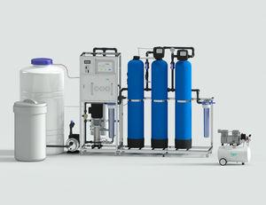 sistema de tratamento de água para cadeira odontológica