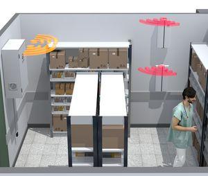 sistema de gestão e armazenamento logístico