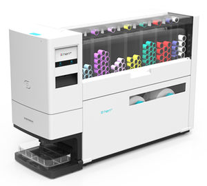 rotuladora para tubos de laboratório / automática