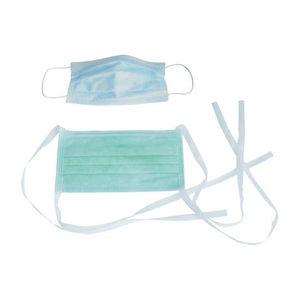 máscara cirúrgica com 3 camadas