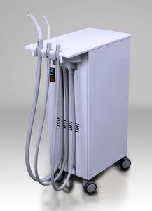 sistema de aspiração para cadeira odontológica
