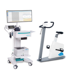 eletrocardiógrafo para teste de esforço