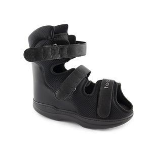 sandálias de pós-operatório de sola rígida