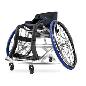 cadeira de rodas ativa / para ambientes externos / em carbono