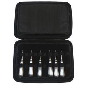 kit de instrumentos veterinários para cirurgia odontológica