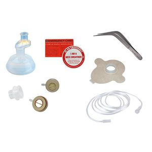 kit de traqueostomia