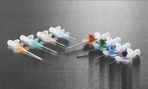 agulha para injeção intravenosa
