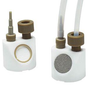 filtro para líquidos / para cromatografia / em PTFE / em aço inoxidável