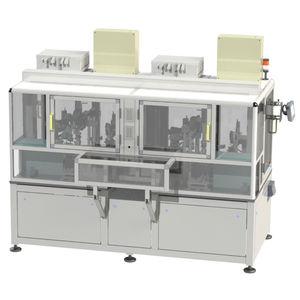 sistema de inspeção óptico / automático / manual / para a indústria médica