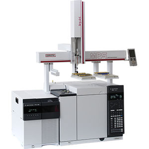 amostrador automático para GC/MS