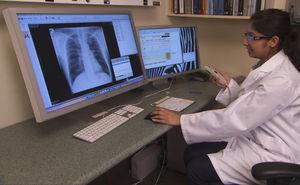 módulo de software para radiologia