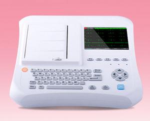eletrocardiógrafo de 6 canais