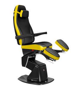 cadeira de exame para podologia