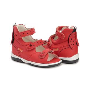 sapatos ortopédicos infantis