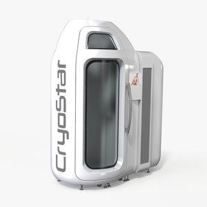 câmara de crioterapia