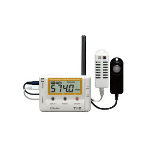 registrador de dados de temperatura