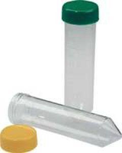 tubo de ensaio para centrífuga