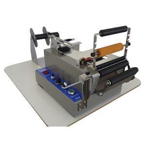 rotuladora para tubos de laboratório