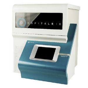 sistema automático de preparação de amostras de laboratório