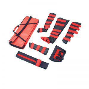 tala para imobilização de emergência de vácuo / de perna / de braço / conjunto de talas