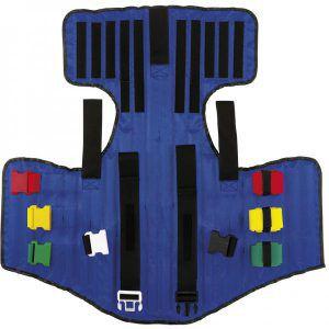 imobilizador de cabeça para coluna vertebral / para prancha dorsal