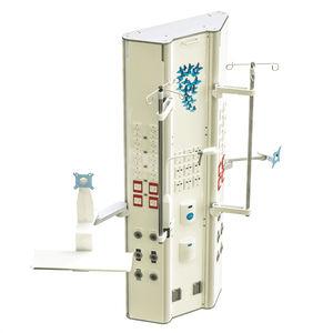 painel de gases medicinais vertical