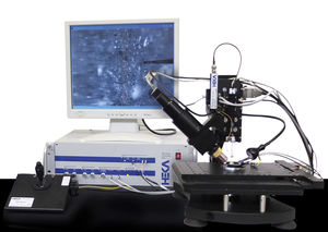 microscópio eletroquímico de varredura