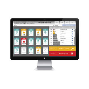 sistema de gestão de dados de paciente / de informação / de chamada de enfermagem / de análise