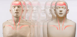 kit médico para simuladores de pacientes