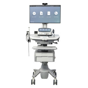 carrinho de telemedicina
