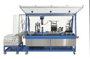 sistema de automação de laboratório robótico