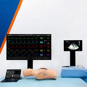 simulador para cirurgia cardíaca