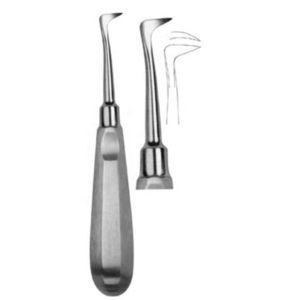 alavanca dental reta